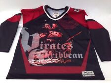 DISNEY STORE PIRATES OF THE CARIBBEAN DEAD MANS CHEST  LONG SLEEVE TOP