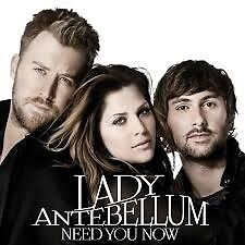 LADY ANTEBELLUM-Need You Now(2010)-American Honey-New And Sealed