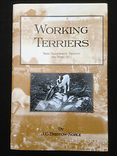 working terriers Bristow digging fox hunting badger dogs rats vermin rabbits