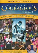 Building A Courageous Home - Fun Activities For Your Whole Family - DVD