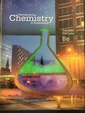 Introductory Chemistry A Foundation 8th Edition New By Zumdahl, DeCoste