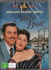 SHOW BOAT - AVA GARDNER - NEW DVD - FREE LOCAL POST