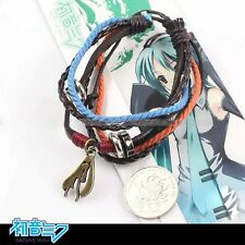 Fashion Anime Cosplay Hatsune Miku Chain Wrist Bracelet Party Pendant Vintage