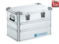 Zarges 40564 K470 Aluminium Case 550 x 350 x 380 mm | Storage Container | Boxes