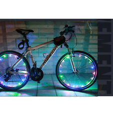 20 LED Bicycle Bike Cycling Wheel Lights Spoke Tire Rim Light Flash String Lamp