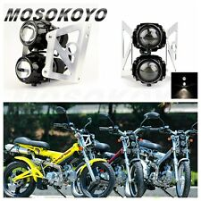 For Sachs MadAss 50 125 500 KIKASS Motorcycle Streetfighter Headlight & brackets