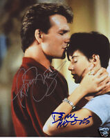 GHOST CAST AUTOGRAPH SIGNED PP PHOTO POSTER