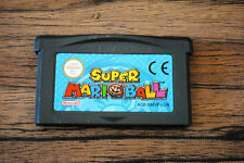 Jeu SUPER MARIO BALL pour Nintendo Game Boy Advance GBA