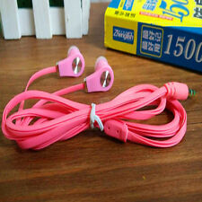 Fashion 3.5mm In Ear Headphone Earbud Earphone Heatset For MP3 MP4 iPhone Samung