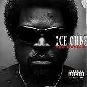 ICE CUBE [ CD 2008 ] RAW FOOTAGE - NEW & SEALED - EXPLICIT CONTENT