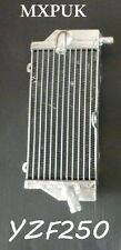YZF250 2013 LEFT SIDE RADIATOR PERFORMANCE RAD 2013 YZF 250 YZ250F (060B)
