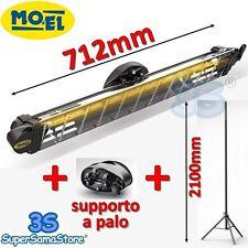 3S LAMPADA con PIANTANA A RAGGI INFRAROSSI per BAR GIARDINO MO-EL FIORE 1200 W
