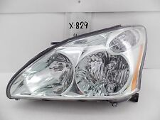 OEM HEAD LIGHT HEADLIGHT LAMP LEXUS RX330 RX350 04-09 HALOGEN no miles LH