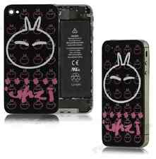 Ninja Bunny Replacement Back Housing iPhone 4 Case Screen Glass Rabbit Cover