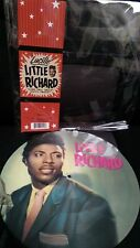 LITTLE RICHARD Tutti Frutti: Greatest Hits Picture Disc LP LUCILLE RIP IT UP