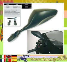 HONDA CBR 1000 RR FIREBLADE SPORT BIKE REAR MIRRORS MOTORCYCLE SIDE VIEW BLACK