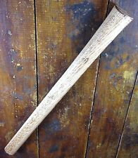 "19 1/8"" LONG TOMAHAWK THROWING AX AXES HICKORY HARDWOOD REPLACEMENT HANDLE"
