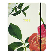 NEW - Kate Spade - Agenda Planner - 2017 -  Floral - Medium Agenda