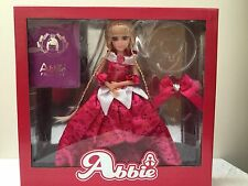 Lovely Abbie Princess Doll Aurora Barbie Style -New