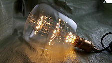 SUPER Large style Fireworks LED Light Edison Bulb lamp Decorative 220V Warm rare