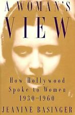 A WOMAN'S VIEW - NEW PAPERBACK BOOK