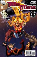 TEEN TITANS (2003) #35 (DC COMICS) ONE YEAR LATER