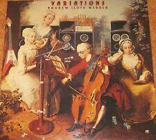 Andrew Lloyd Webber, Variations, VG+/ EX LP (6641)