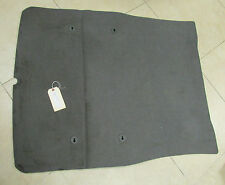 BMW OEM E39 M5 ///M 2000-03 REAR TRUNK LID FLOOR MAT CARPET TRIM PANEL