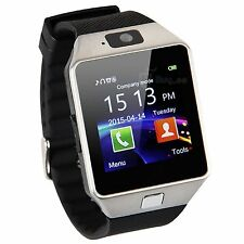 DZ09 Bluetooth Wrist Smart Watch GSM For Android Samsung iPhone HTC Phone