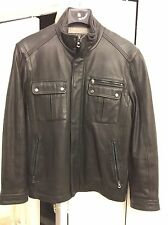 Mark New York Leather Jacket Pre Owned Size L Yeezy Nike Supreme