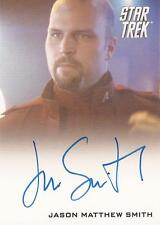 "Star Trek Movies Into Darkness - Jason Matthew Smith ""Cadet"" Auto/Autograph Card"