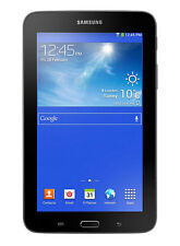 "NEW! Samsung Galaxy Tab 3 Lite SM-T110NYKAXAR 7"" Android Tablet 8GB, Rear Camera"