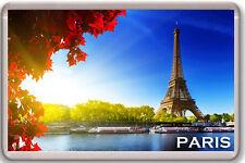 AUTUMN IN PARIS FRIDGE MAGNET SOUVENIR IMAN NEVERA