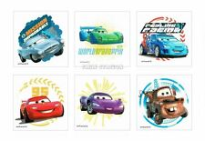 12 Disney Cars 2 Movie Temporary Tattoos Kid Party Goody Loot Bag Favor Supply