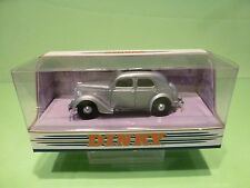 DINKY TOYS MATCHBOX  DY5-B FORD V8 PILOT 1950 - SILVER  1:43 - NM IN BOX