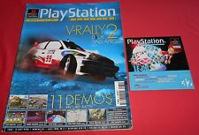 Playstation Magazine [n°32 Juin 99] PS1 V-Rally 2 Silent Hill *JRF