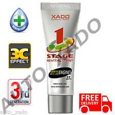 XADO 1 Stage Engine Oil Additive Treatment Restores Saves Fuel Cut MOT Emissions