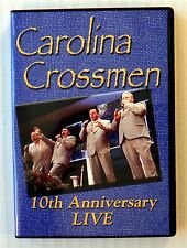 Carolina Crossmen - 10th Anniversary Live ~ Rare Gospel Music DVD Movie Video