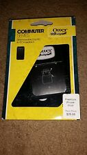 NEW Otterbox Commuter for Droid Incredible 2 by HTC& HTC Incredible S Black Case