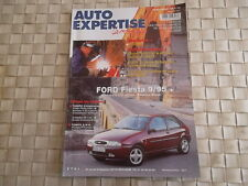 REVUE TECHNIQUE CARROSERIE AUTO EXPERTISE FORD FIESTA ESSENCE DIESEL DEPUIS 95