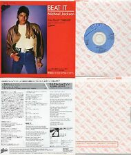 CD Single Michael JACKSON  Beat It | Japanese single REPLICA | 2-track