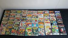 Vintage Comic Books, 1953-1993, Good - Mint. Selling off Retired Collector's Col