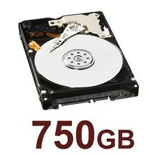 "HGST 750GB 7200 RPM 16MB Cache 2.5"" SATA Hard Disk Drive *1 Year Warranty*"