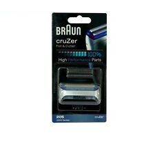 Braun 20S Foil And Cutter Replacement Pack (Series 2000 cruZer) /GENUINE