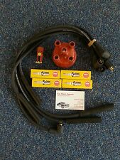 Escort RS turbo ignition SET, Plugs Leads Cap Arm NGK  NEW OE spec FREE POST