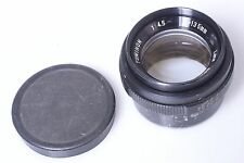 TOMINON 135MM 4.5 ENLARGER, ENLARGING METAL LENS. 40mm screw size.