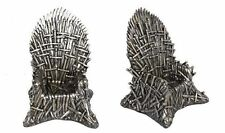 New Game of Thrones Bronzed Chair Statue Desk Replica Quality Collectible
