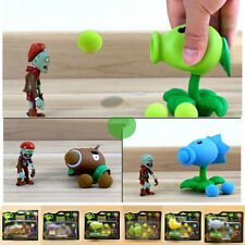 PVC Plants VS Zombies Peashooter Model Toys for Children Kids Home Decoration