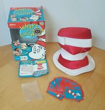 Dr Seuss What's In The Cat's Hat Game Guess The Item Inside PRESCHOOL HOMESCHOOL
