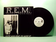 R.E.M. - Life and how to live it +2